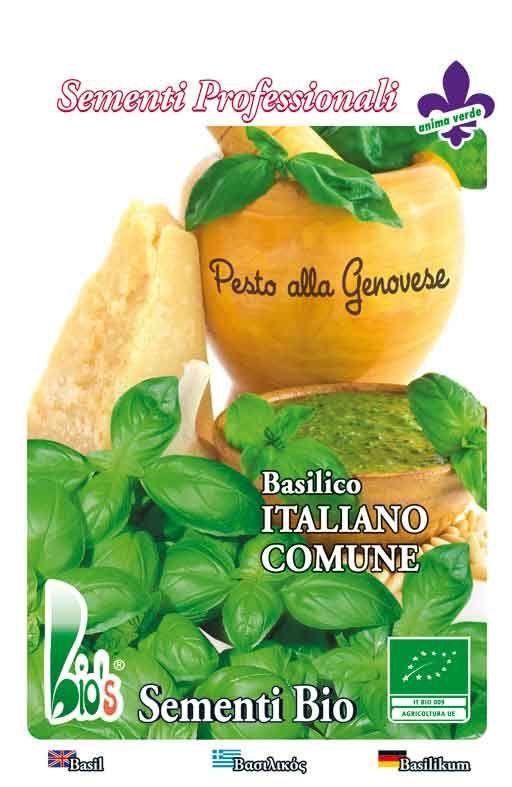 Bosiljak ITALIANO COMUNE (GENOVESE) Cijena